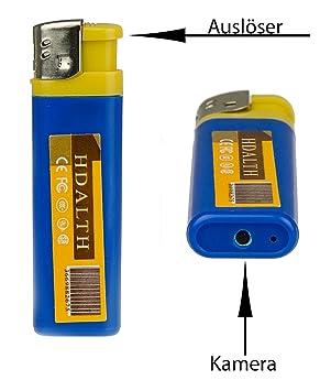 2.0 Mpx Encendedor K24 - Mechero cámara espía Mechero Version 2.4 para Tus Fotos y vídeos Integrado 2.0 USB rápido de Intercambio de Datos: Amazon.es: ...