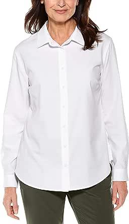 Coolibar UPF 50+ Women's Hepburn Shirt - Sun Protective