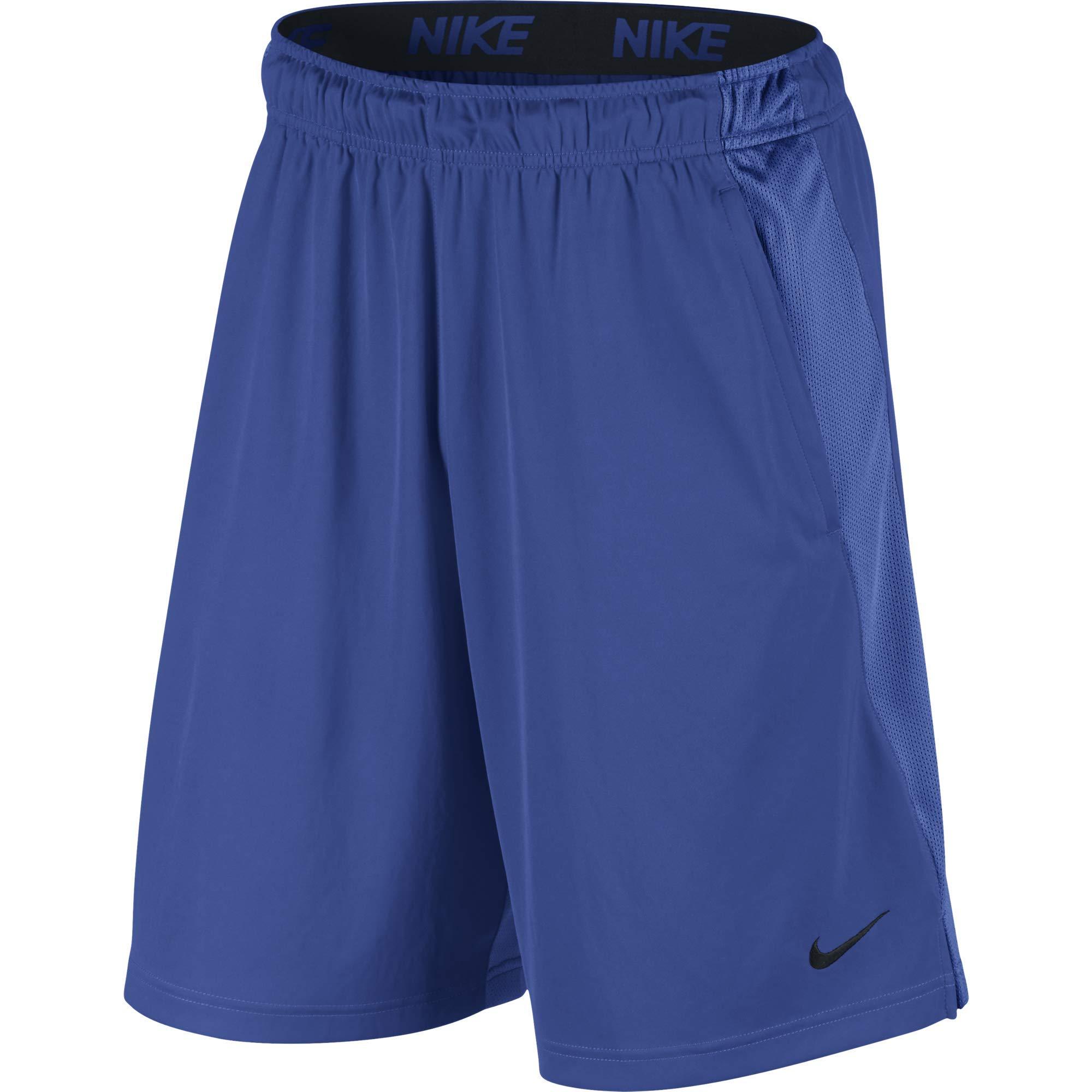 Nike Men's Dry Training Shorts, Game Royal/Game Royal/Black, XXX-Large by Nike
