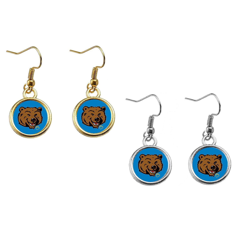 Vol I UCLA Bruins Earrings
