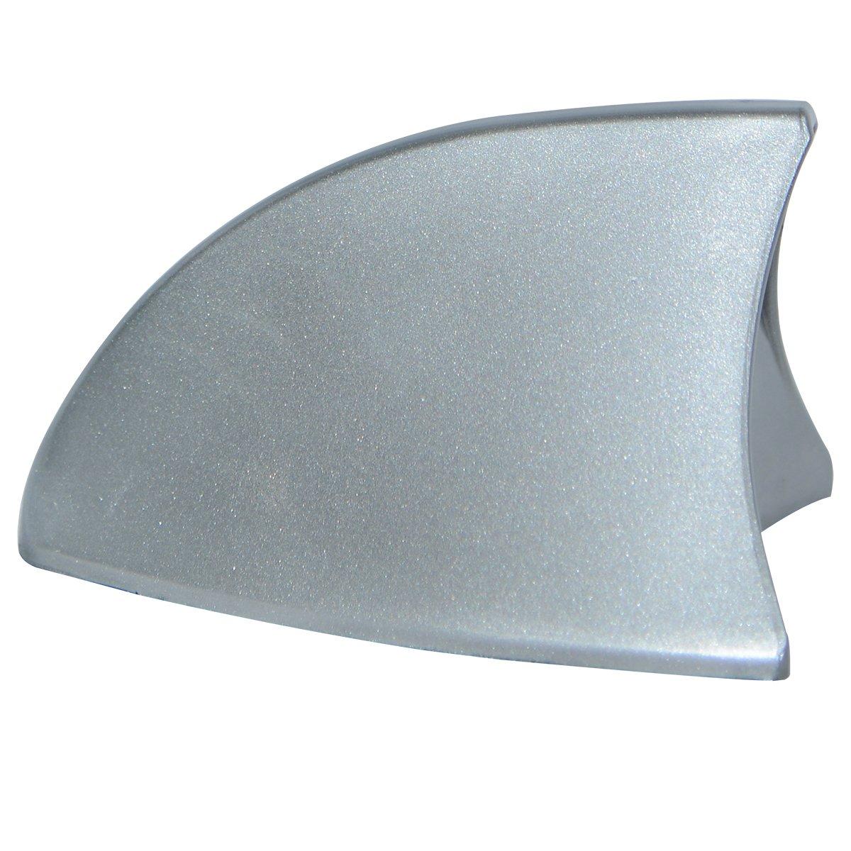 Woltu AT7028bl-b Antenna Pinna di Squalo Shark Plastica Rigido AM/FM Universale Lucido Blu #160