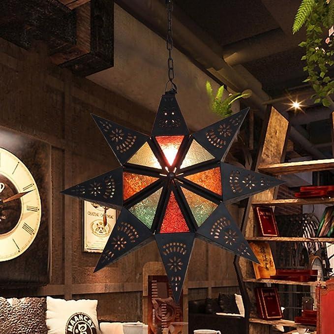 Araña octogonal creativa, Ninja ciruela dardos diseño ...