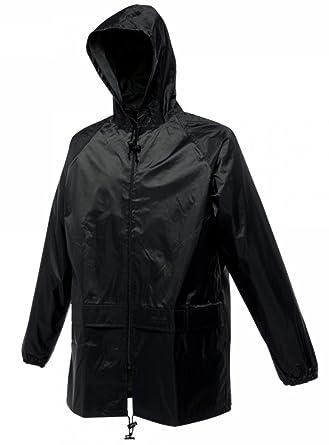 Blue Regatta professional Packaway Mens waterproof jacket // raincoat