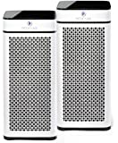 Medify MA-40W2 V2.0 Medical Grade Filtration H13 True HEPA for 840 Sq. Ft. Air Purifier, 99.9% | Modern Design - White…