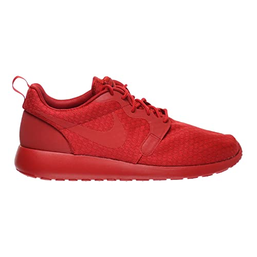 7c8f3ab4b42fd Nike Roshe One HYP Men s Shoes University Red Black 636220-660 (8. 5 ...