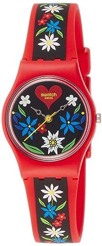 Swatch Damen-Armbanduhr LR129