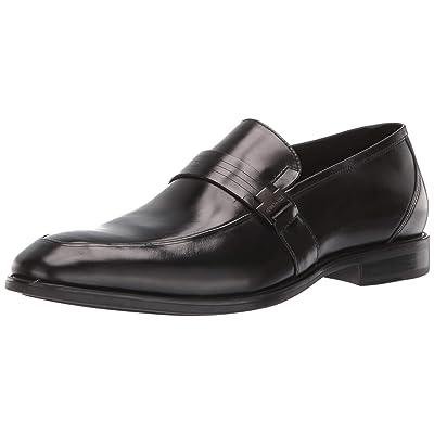 Kenneth Cole New York Men's TicketPOD Slip On B Loafer, Black   Loafers & Slip-Ons
