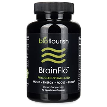 Amazon Com Nootropic Energy And Focus Brain Supplement Non Gmo
