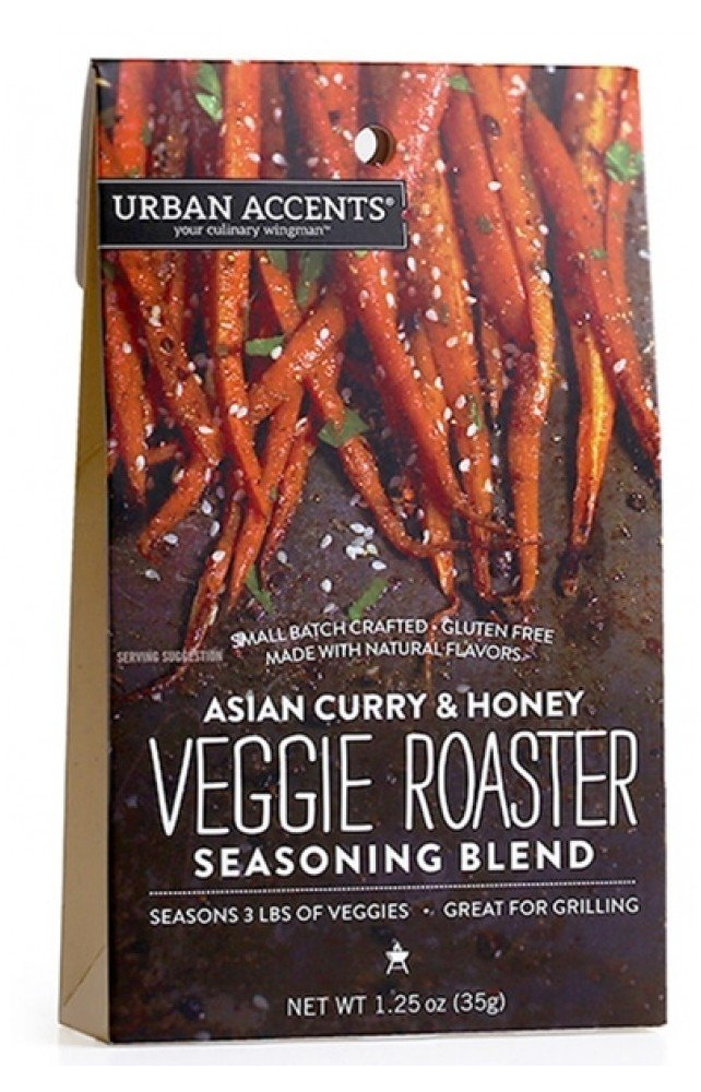 Urban Accents Veggie Rstr Asian Curry&H