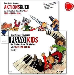 Piano Kids – Escuela de Piano para niños – Oferta completa