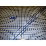 "Sewfit Translucent Cutting Mat Megamat 32"" X 60"""