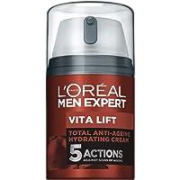 L'Oréal Paris Men Expert Vita Lift 5 Anti-Ageing Moisturiser For Men, Firms and Brightens, with Pro-Retinol, 50ml