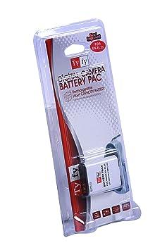 Tyfy ENEL23 Nikon Battery 1400 mAh  Black  Camera   Photo Batteries