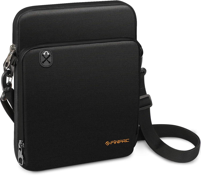 FINPAC 11 Inch Tablet Sleeve Case, Briefcase Shoulder Bag for 10.9