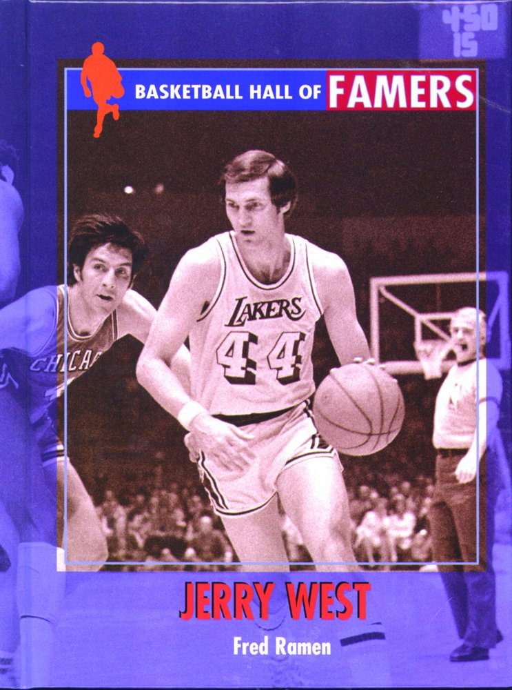 Jerry West (Basketball Hall of Famers)