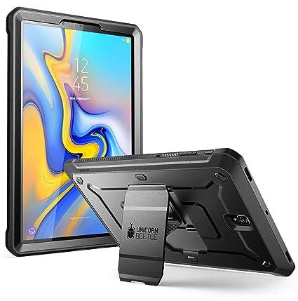 geen verkoopbelasting verschillende ontwerpen kijk uit voor SupCase Hülle für Samsung Galaxy Tab S4 10.5 Zoll Case 360 Grad Schutzhülle  Robust Cover Schale [Unicorn Beetle PRO] mit integriertem Displayschutz ...