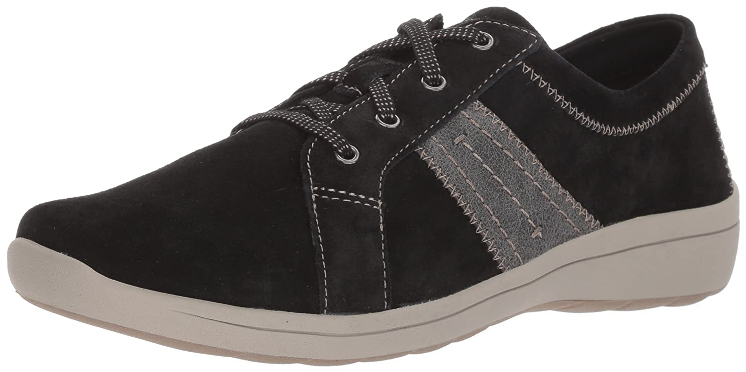Easy Spirit Women's Litesprint Sneaker B0714JQDSY 5.5 B(M) US|Black