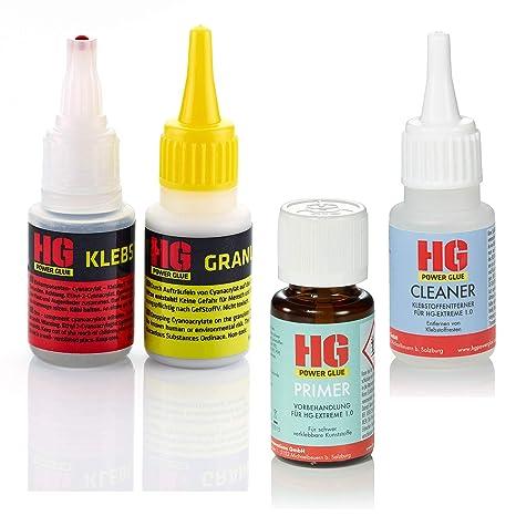 Berühmt Kunststoff-Kleber-Set XL | Die Schweißnaht aus der Flasche inkl XS54