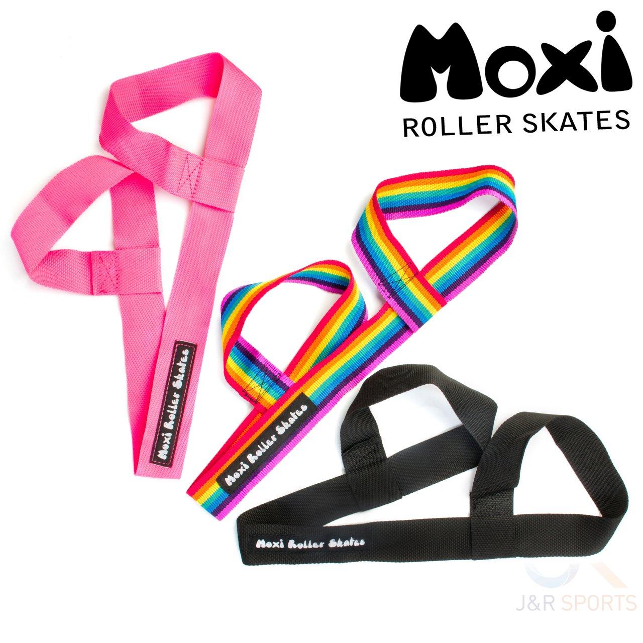 Moxi Skate Leash Carry Strap Black