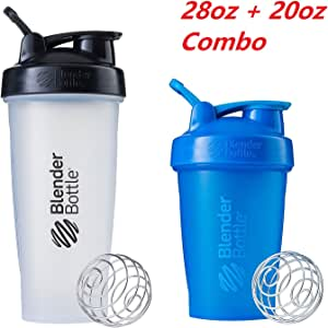Amazon.com: Blender Bottle Classic Loop Top Shaker Bottle