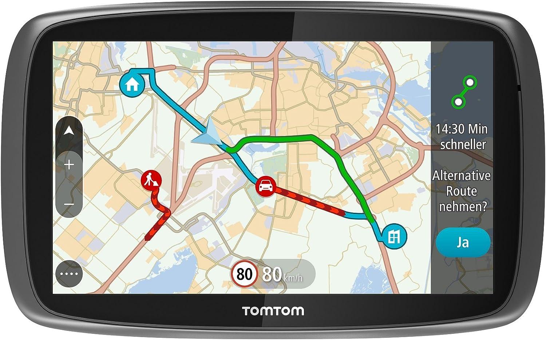 Tomtom Go 6100 World Navigationssystem 6 Zoll Elektronik
