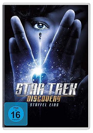 Star Trek Discovery Staffel Eins 5 Dvds Amazonde