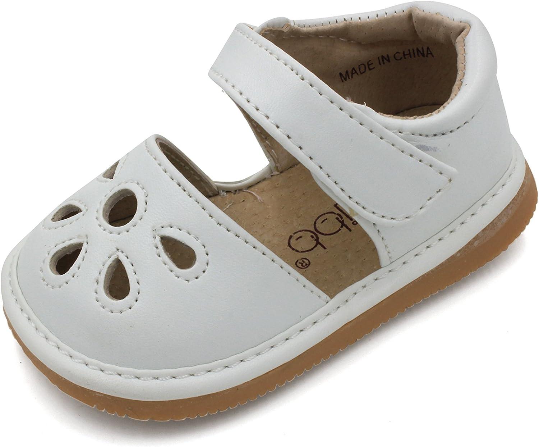Munro Jumping Jacks Baby Trina Toddler Girls Leather Sandals Sizes 5.5 6 7 7.5 8