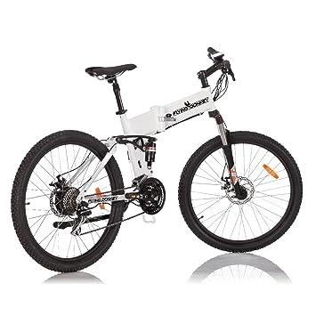 Neu 26 Zoll Unisex Outdoor Dämpfung High Speed Elektro Mountainbike E Bike MTB Elektrofahrräder