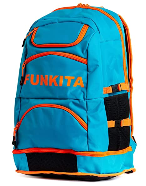 af931d50590 Funkita Elite Squad Sports Backpack Bag - Blue Lagoon: Amazon.co.uk:  Kitchen & Home