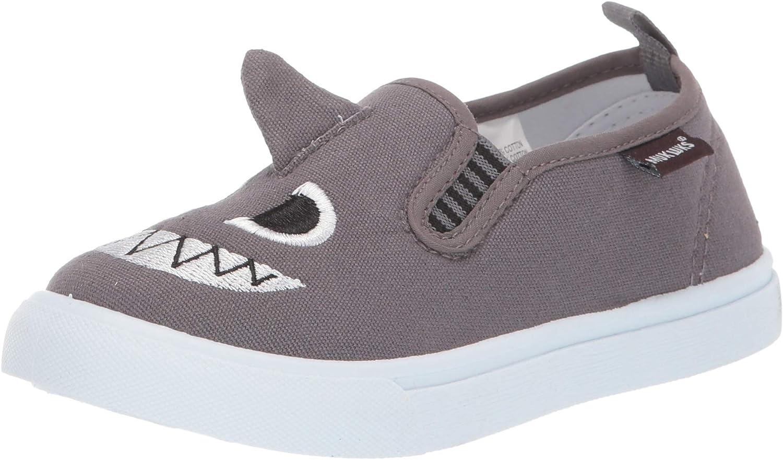 MUK LUKS Men's Kid's Animal Slip on Shoe Sneaker