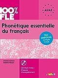 Phonétique essentielle du français niv. A1 A2 - Livre + CD mp3 (100% FLE)