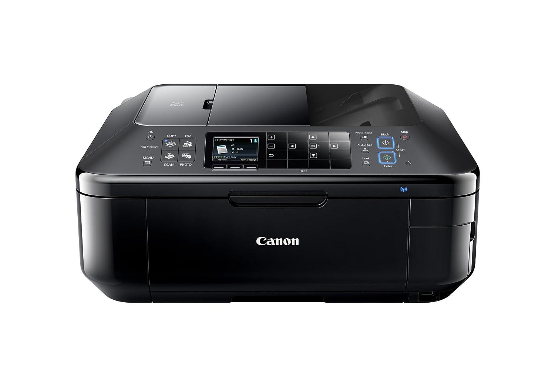 Canon PIXMA MX715 - Impresora multifunción de Tinta, WiFi y Ethernet, Color Negro
