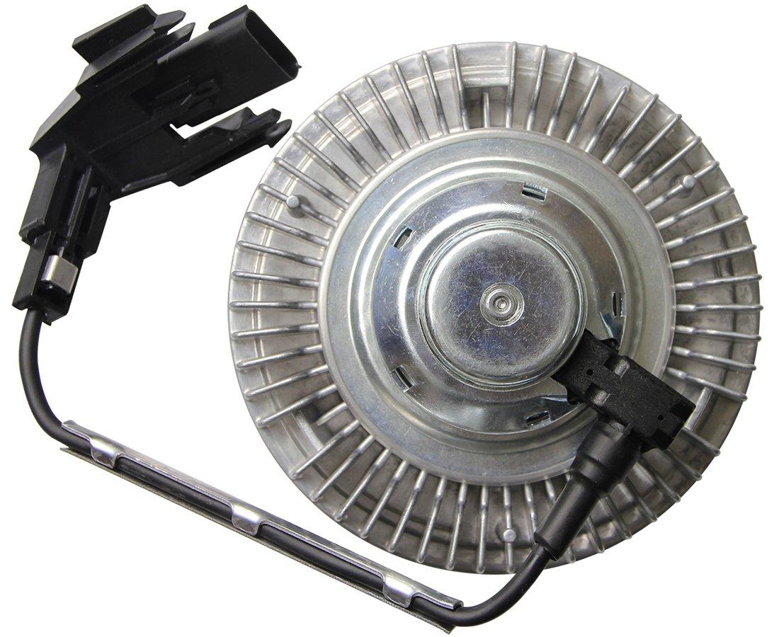 TOPAZ 3265 Engine Cooling Fan Clutch for 2008-2010 Ford F-250 F-350 Super Duty 6.4L V8