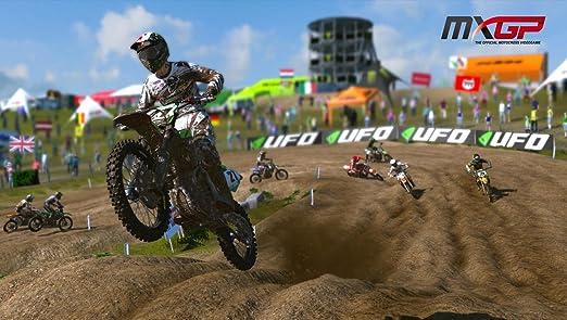 MXGP3 - The Official Motocross Videogame (Nintendo Switch) (New): Amazon.es: Videojuegos