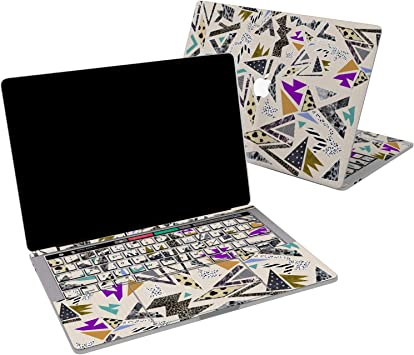 Amazon Com Lex Altern Vinyl Skin For Macbook Air 13 Inch Mac Pro 16 15 Retina 12 11 2020 2019 2018 2017 Cute 90s Fashion Abstract Leopard Geometric Cool Laptop Cover Keyboard Decal Sticker Touch Bar Design Computers Accessories