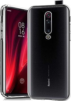 cookaR Funda Xiaomi Mi 9T/9T Pro HD Cristal, Carcasa Antigolpes ...
