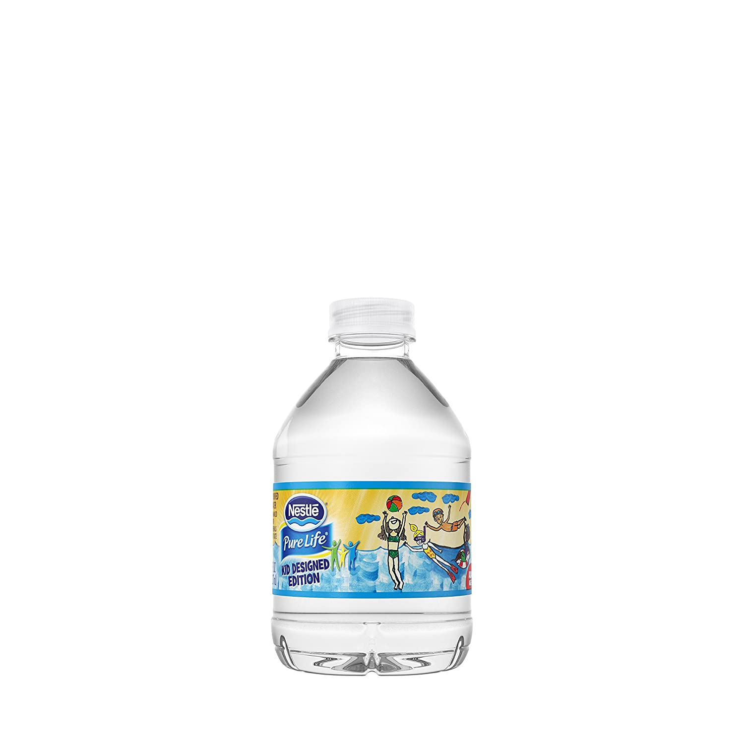 Refresh your senses with the clean taste of this Nestle Pure Life bottled purified water. The convenient case of 24 recyclable plastic bottles is ideal for stocking up, while the ounce size is perfect for pairing with lunch or taking back to your thegamingpistol.ml: $