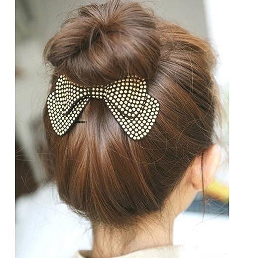 Frauen Vintage Haarspange Haarspange Haarnadel Kopfschmuck Haarschmuck O0Q6 T2A8