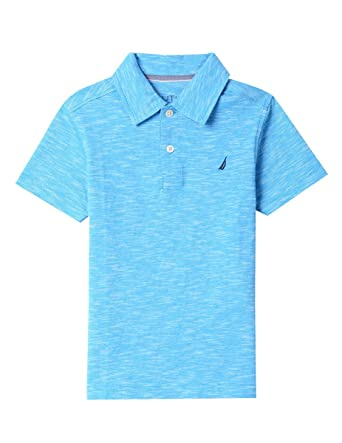 d361a9cf9 Amazon.com  Nautica Boys  Short Sleeve Heritage Polo Shirt  Clothing