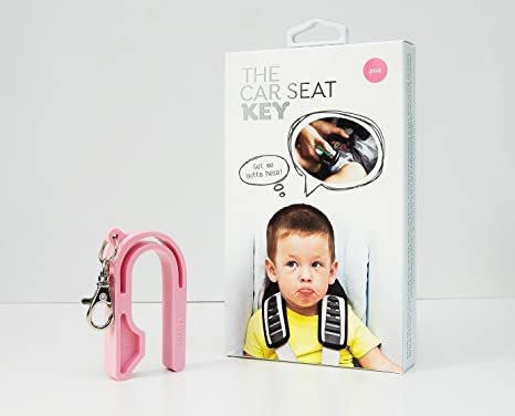 The Car Seat Key  easy car seat unbuckle for childGK