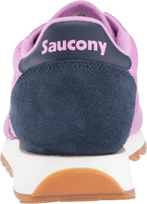 Saucony - Jazz Original - Sneakers Basses- Femme Charbon de Lavande