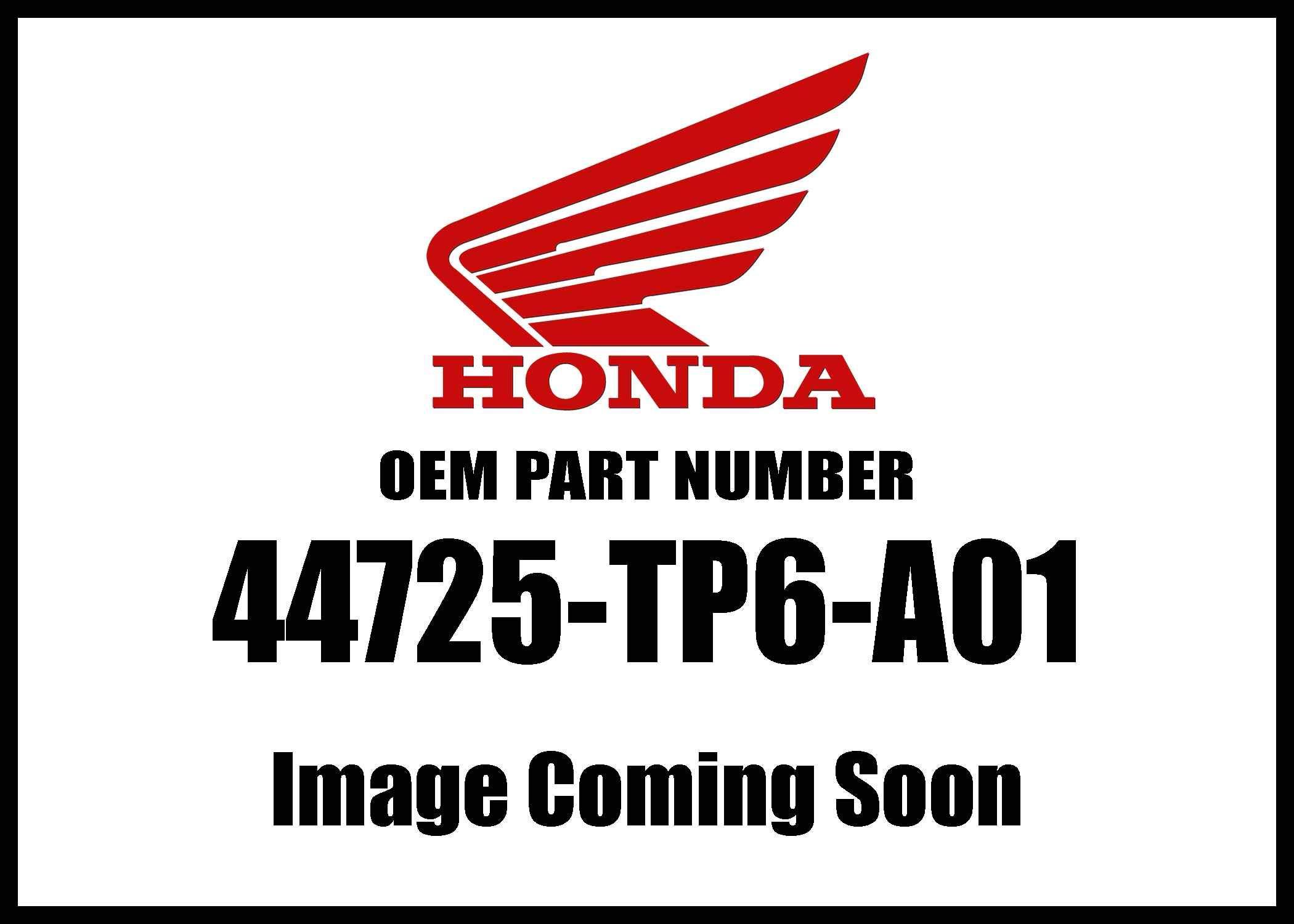 Honda Crosstour 13 Weight 25G 44725-Tp6-A01 New Oem