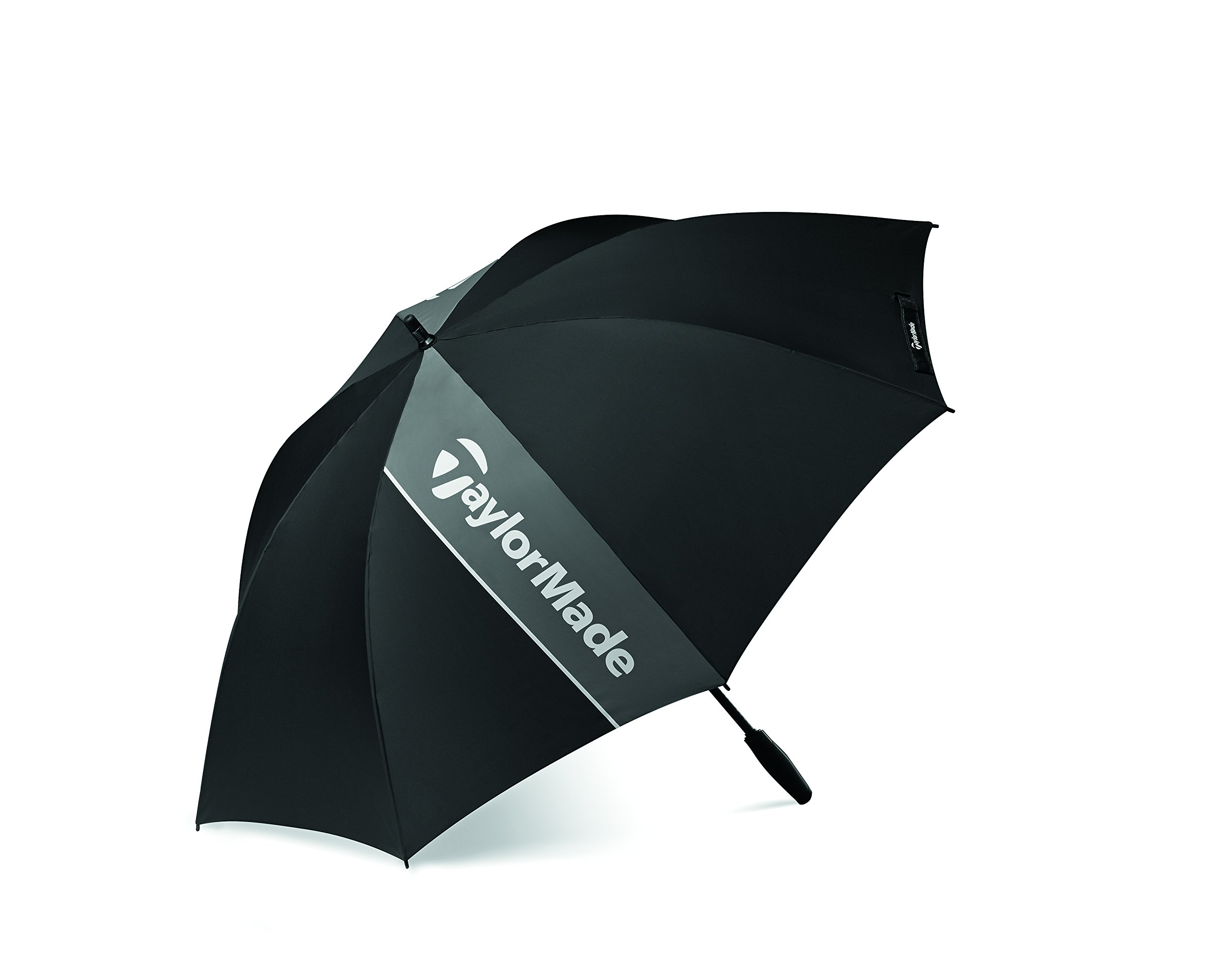 TaylorMade 60 Inch Single Canopy Umbrella 2016 Black