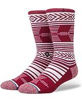 Stance Mens Mazed Oklahoma Socks