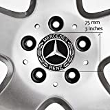 DIYcarhome For Mercedes Benz Wheel Center