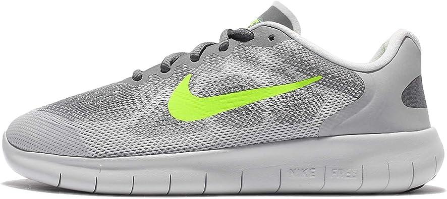 Nike Kids Free RN 2 Big Kid Cool Grey