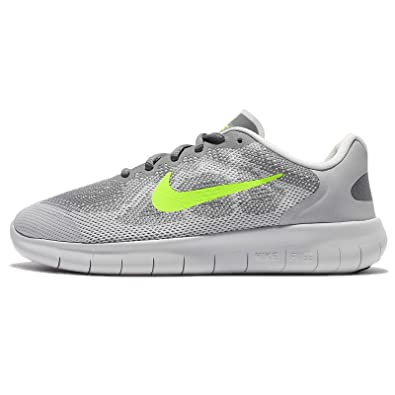 60628e555446 Image Unavailable. Image not available for. Color  Nike Girl s Free RN 2017  (GS) Running Shoe ...
