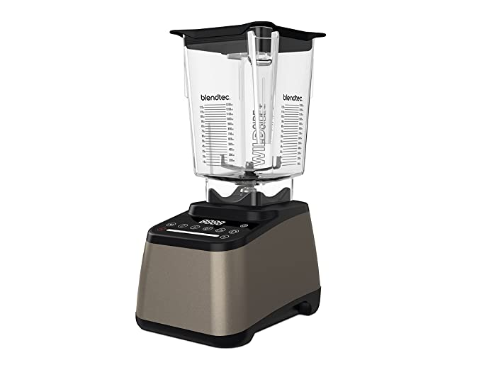 Blendtec Designer 675 Blender with WildSide Jar, Champagne
