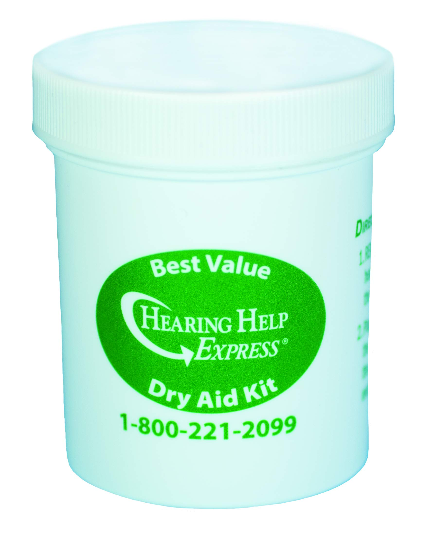 Best Value Hearing Aid Drying Kit by Hearing Help Express