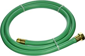 Swan Products LOLH5806FM Hose Reel Leader Hose with Male and Female Connections 6' x 5/8